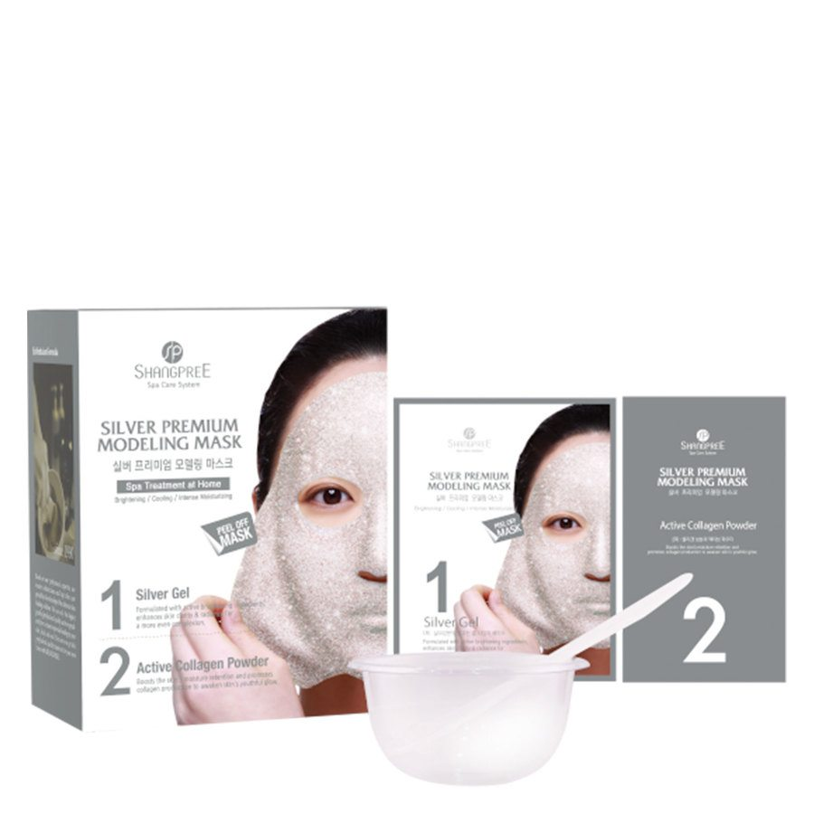 Shangpree Silver Premium Modeling Mask 50ml