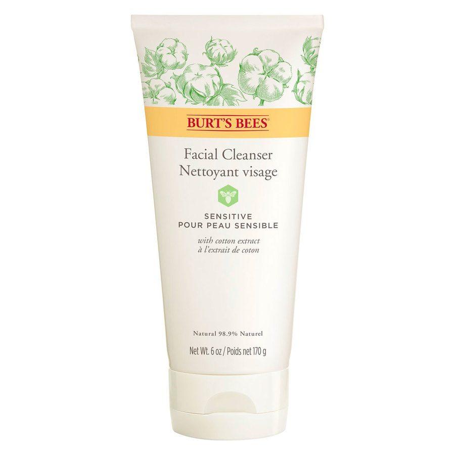 Burt`s Bees Sensitive Skin Facial Cleanser 170g