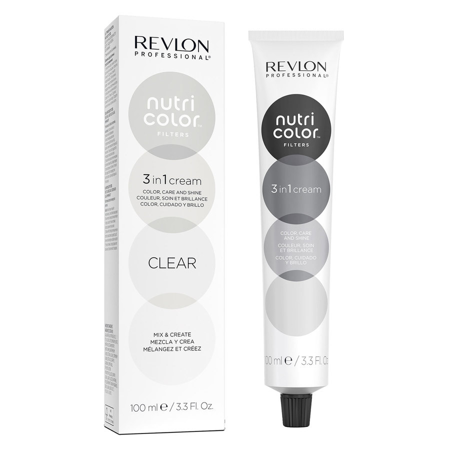Revlon Professional Nutri Color Filters Clear 100ml