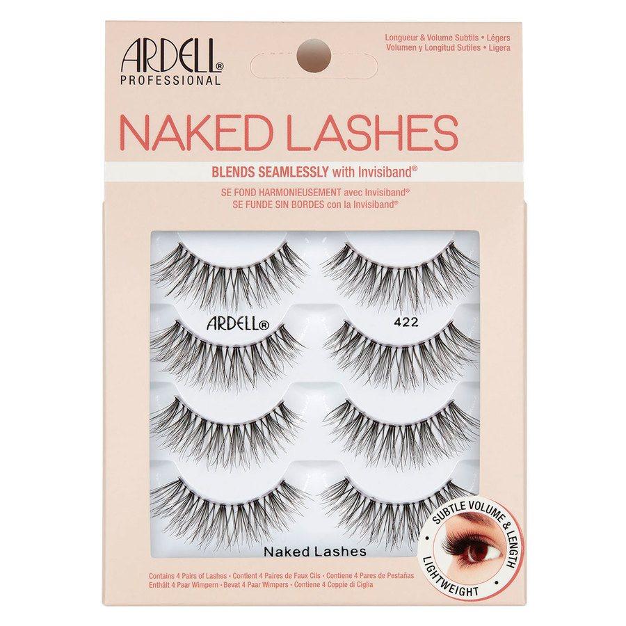 Ardell Naked Lashes 422 4pcs