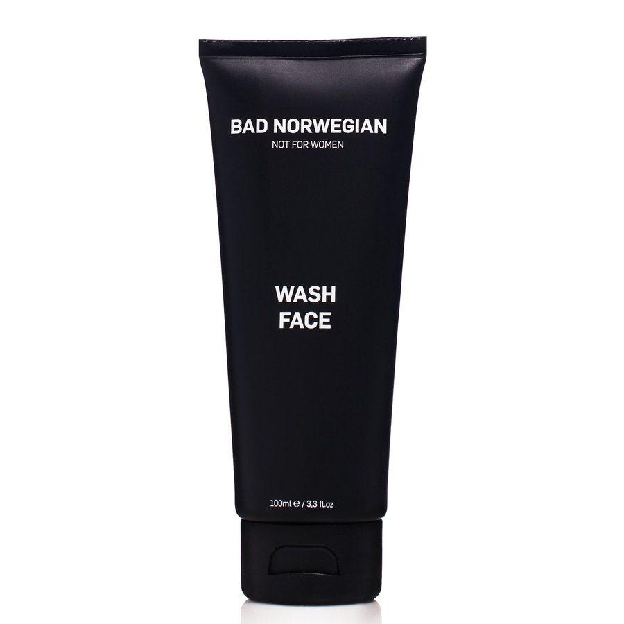 Bad Norwegian Wash Face 100ml