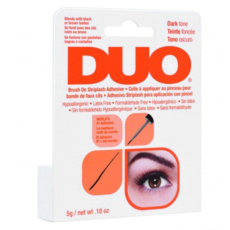 Duo Brush On Dark Adhesive With Vitamins 5g