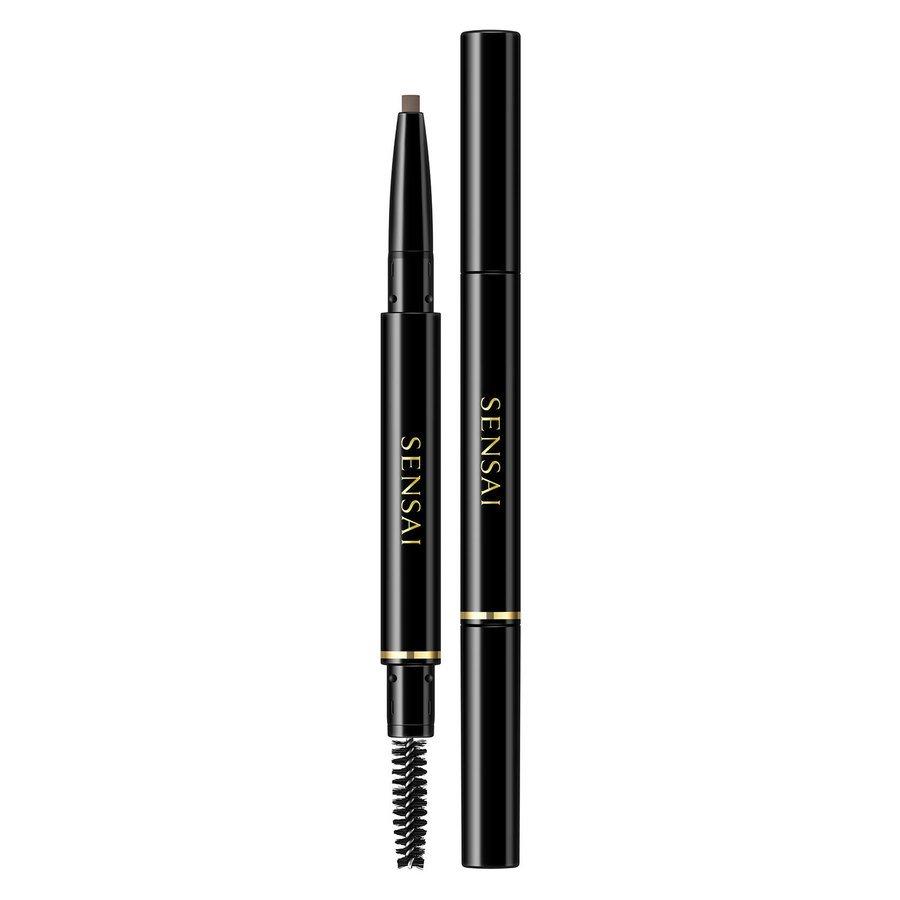 Sensai Styling Eyebrow Pencil 02 Warm Brown 0,2g