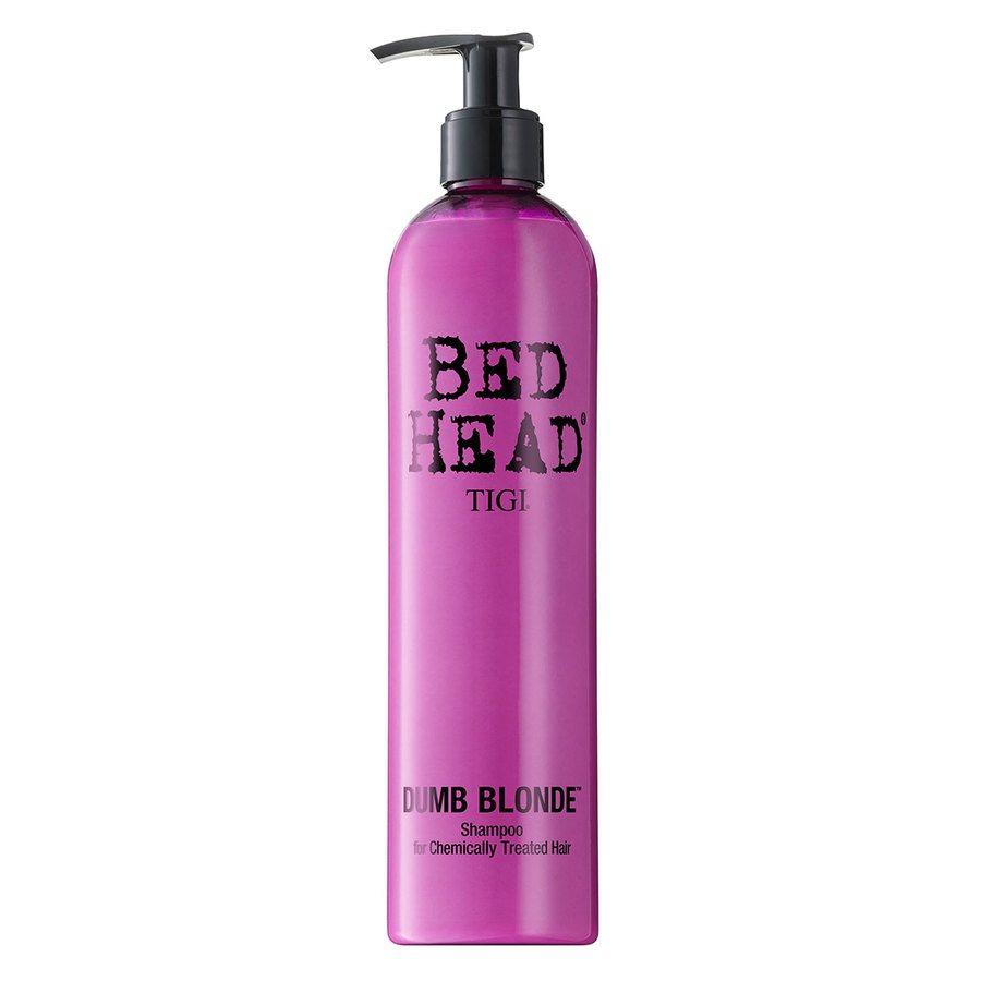 Tigi Bedhead Dumb Blonde Purple Toning Shampoo 400ml