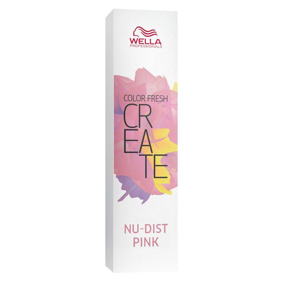 Wella Professionals Color Fresh Create NuDist Pink 60ml