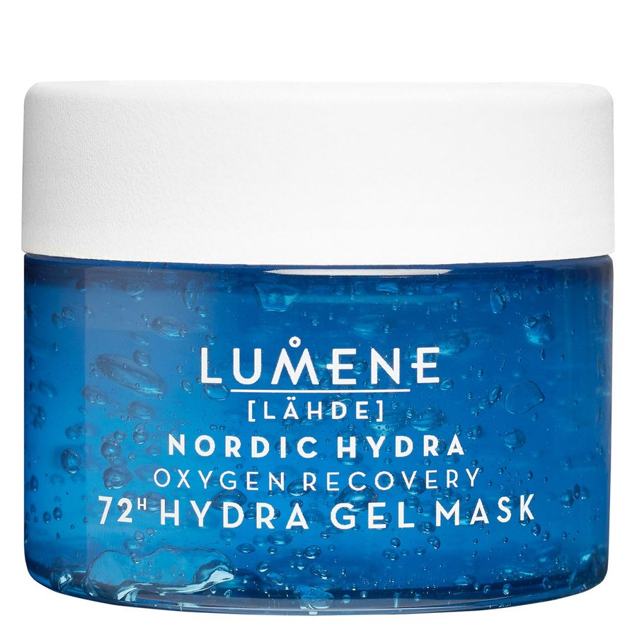 Lumene Lähde Nordic Hydra Oxygen Recovery 72h Hydra Gel Mask 150ml