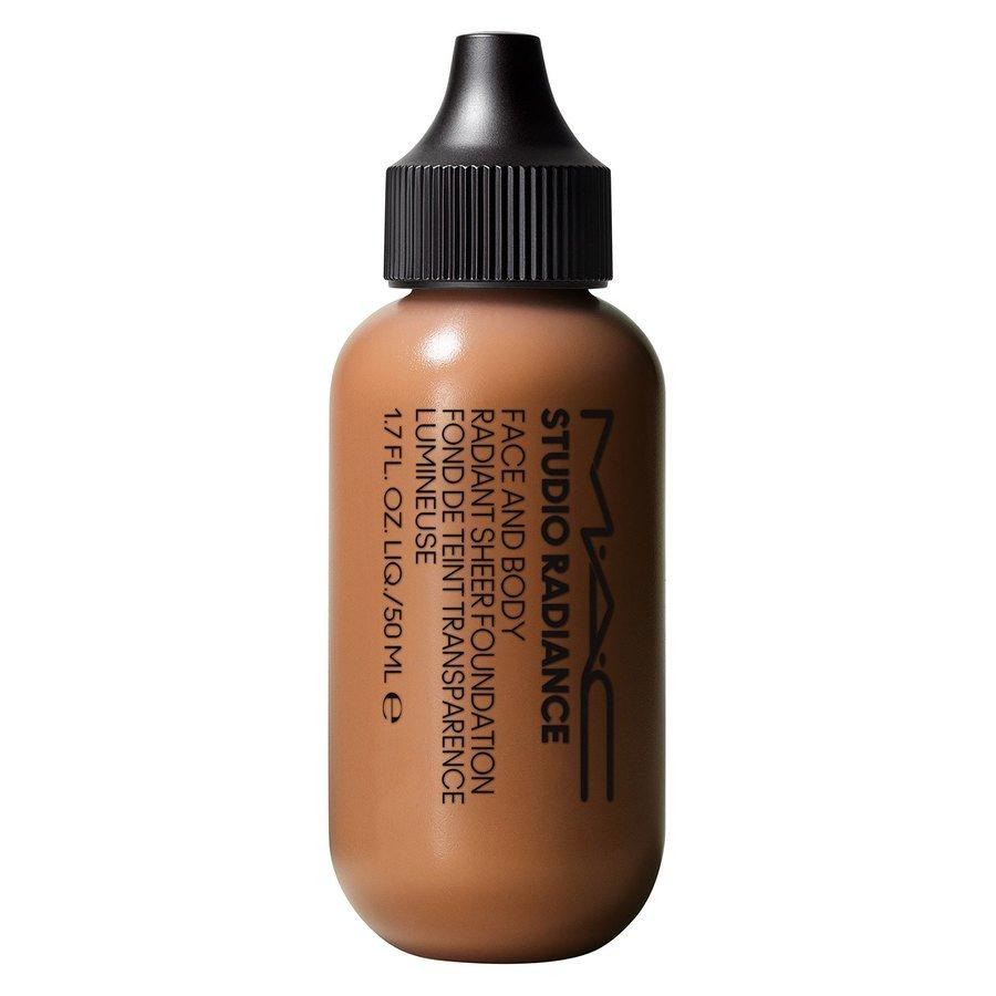 MAC Cosmetics Studio Radiance Face And Body Radiant Sheer Foundation C6 50ml