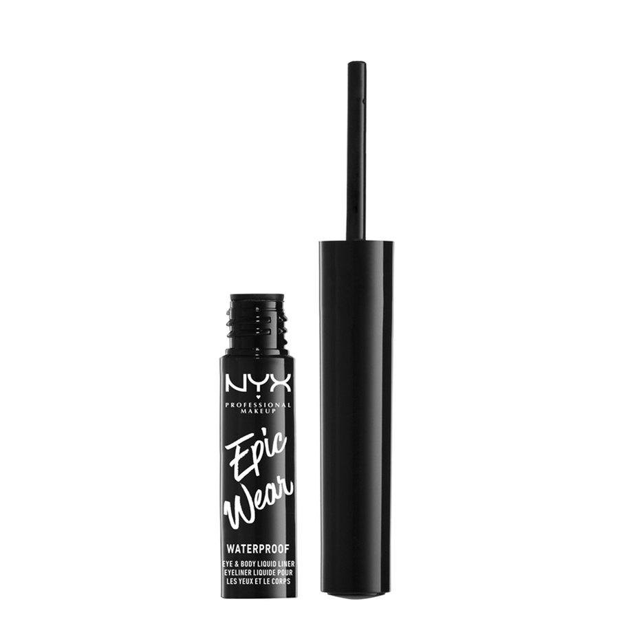 NYX Professional Makeup Epic Wear Semi Permanent Eye & Body Liquid Liner White 1ml