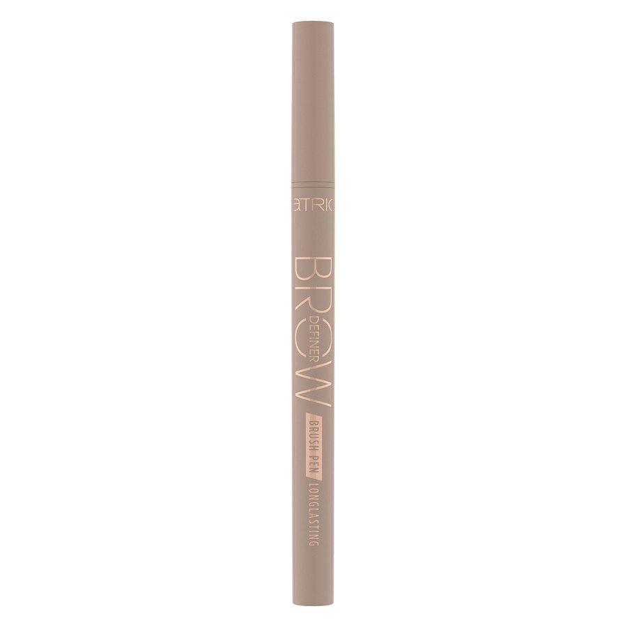 Catrice Brow Definer Brush Pen Longlasting 010 Dark Blonde 0,7ml