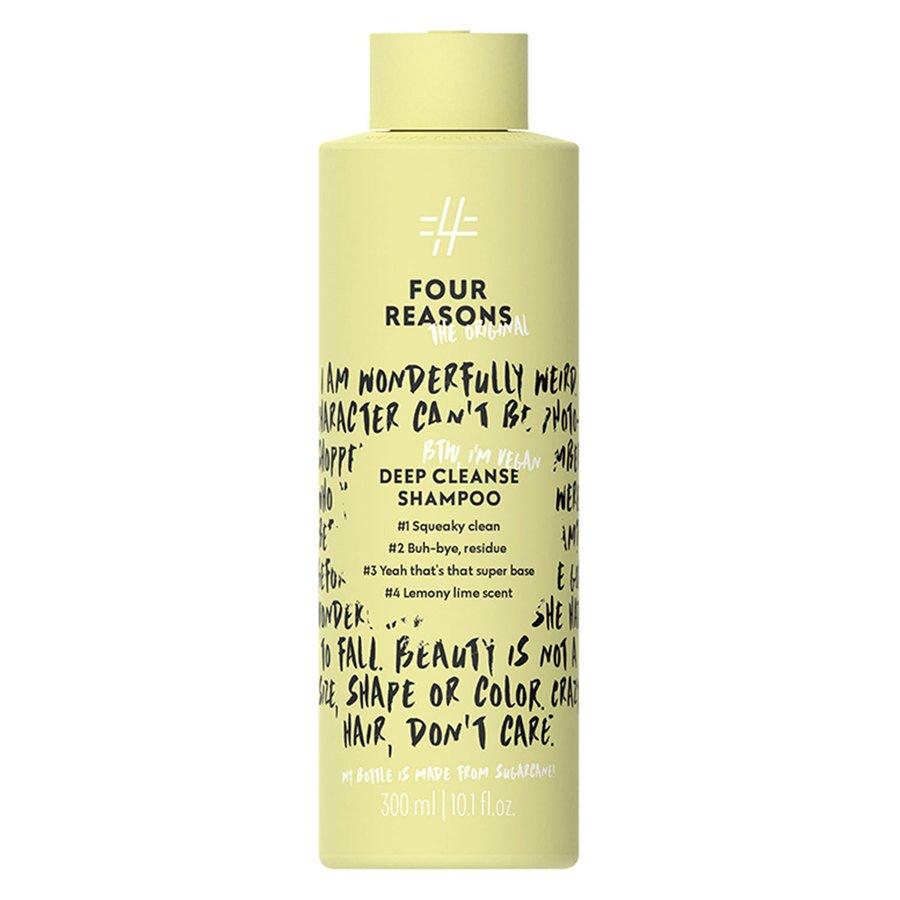 Four Reasons Original Deep Cleanse Shampoo 300ml