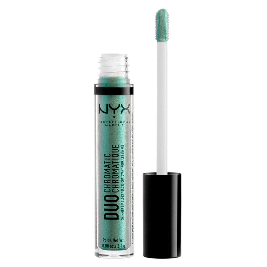 NYX Professional Makeup Duo Chromatic Lip Gloss Foam Party