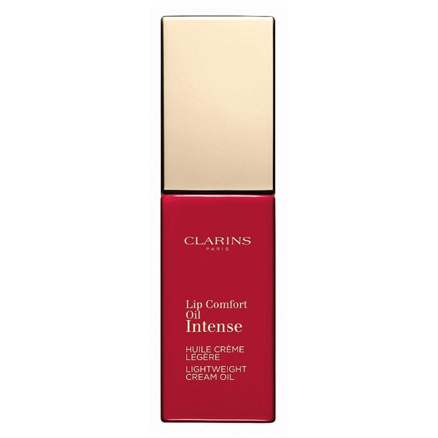 Clarins Lip Comfort Oil Intense 07 Intense Red 7ml