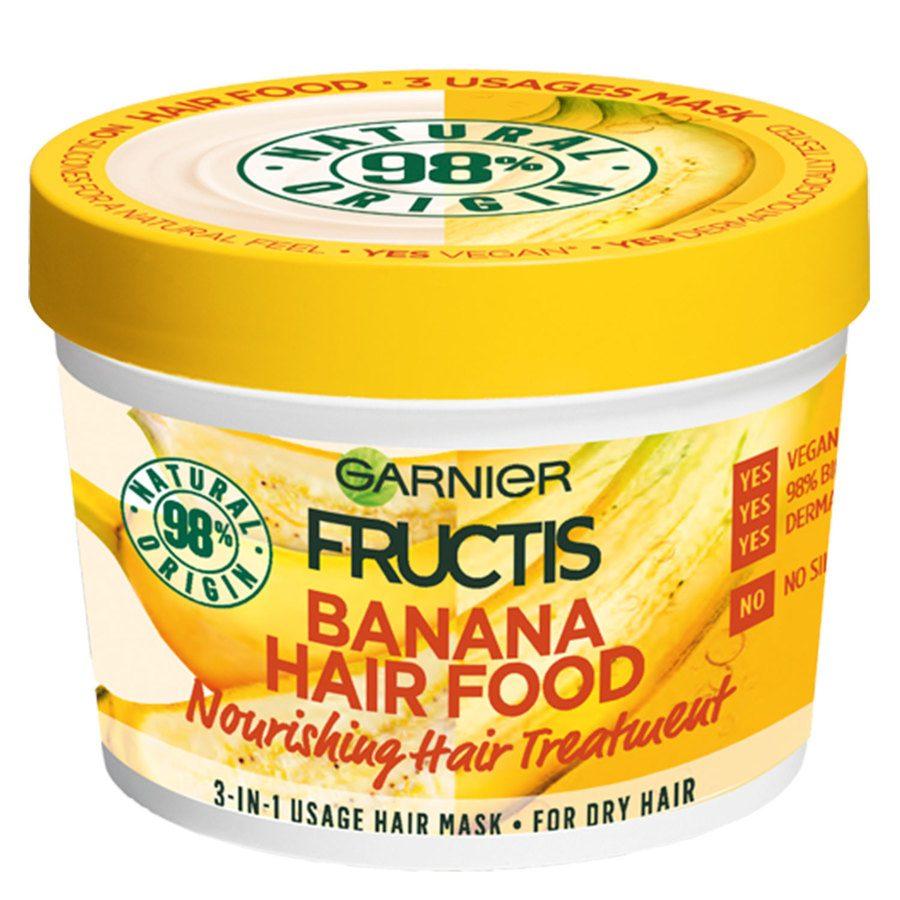 Garnier Fructis Hair Food Mask Banana 390ml