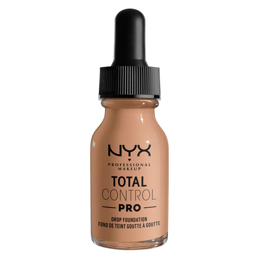 NYX Professional Makeup Total Control Pro Drop Foundation Medium Buff 13ml
