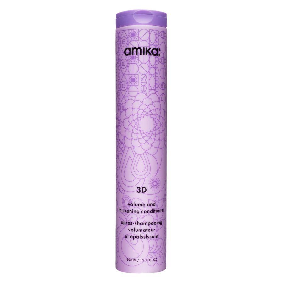 Amika 3D Volumizing And Thickening Conditioner 300ml