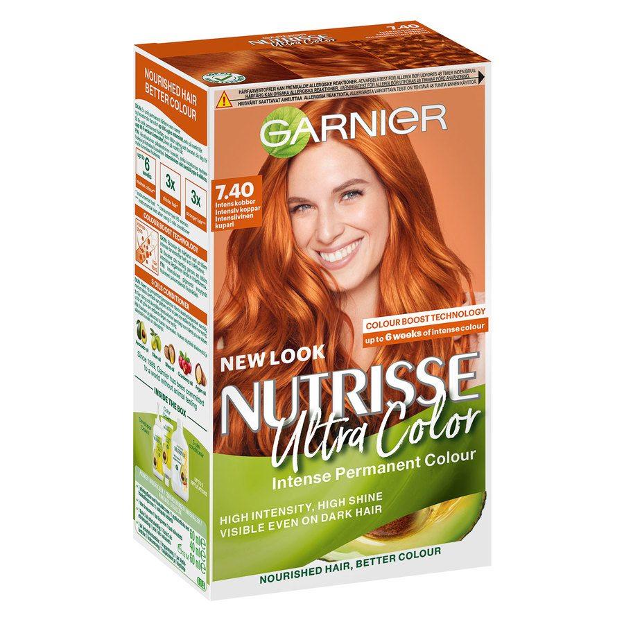 Garnier Nutrisse Ultra Color 7.40