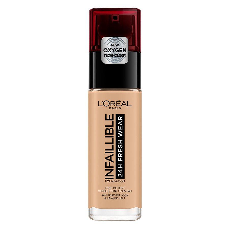 L'Oréal Paris Infallible 24H Liquid Foundation 140 Golden Beige