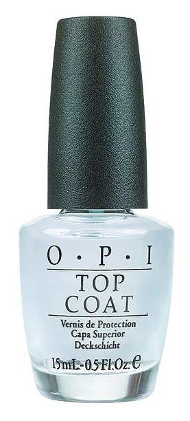 OPI Top Coat High-Gloss Protection 15ml