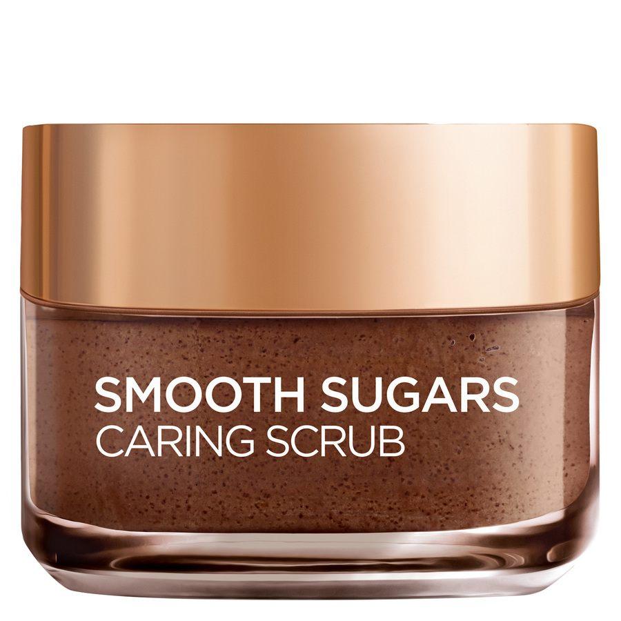 L'Oréal Paris Smooth Sugar Scrub Caring Cocoa 50ml