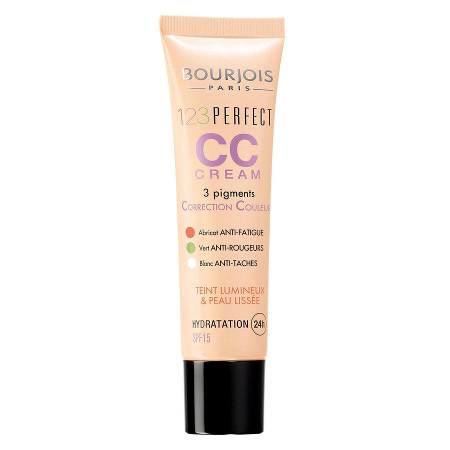 Bourjois 123 Perfect CC Cream 33 Beige Rose 30ml