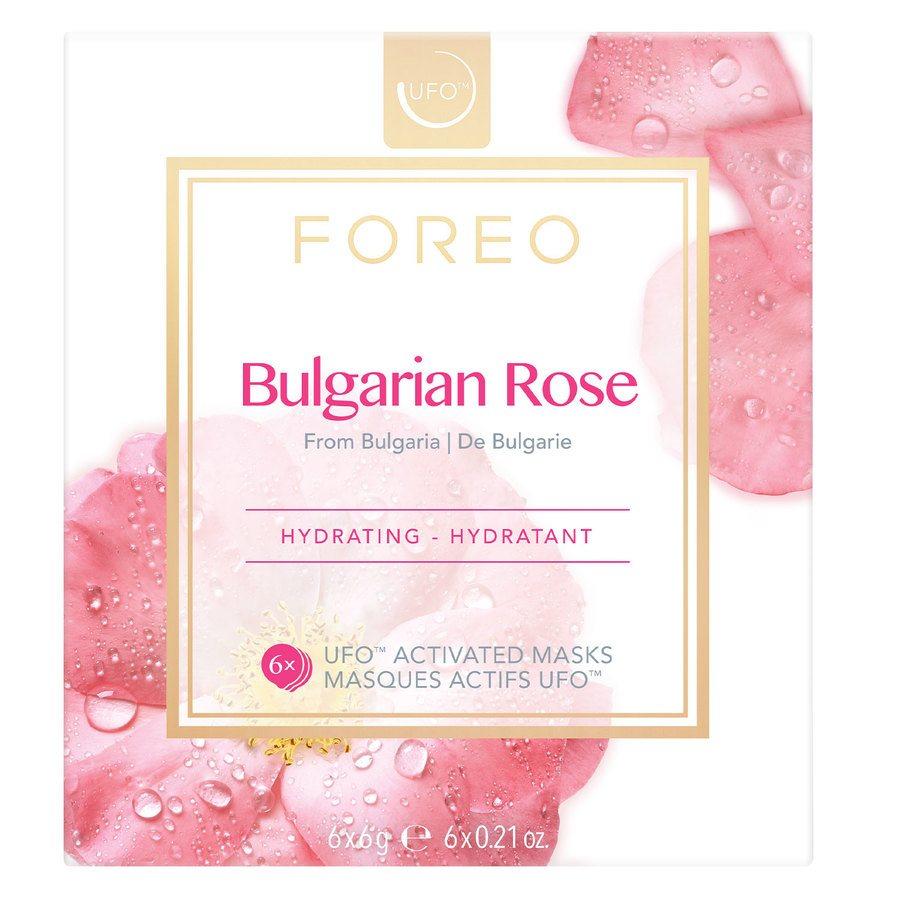 Foreo UFO Mask Bulgarian Rose 6x6g