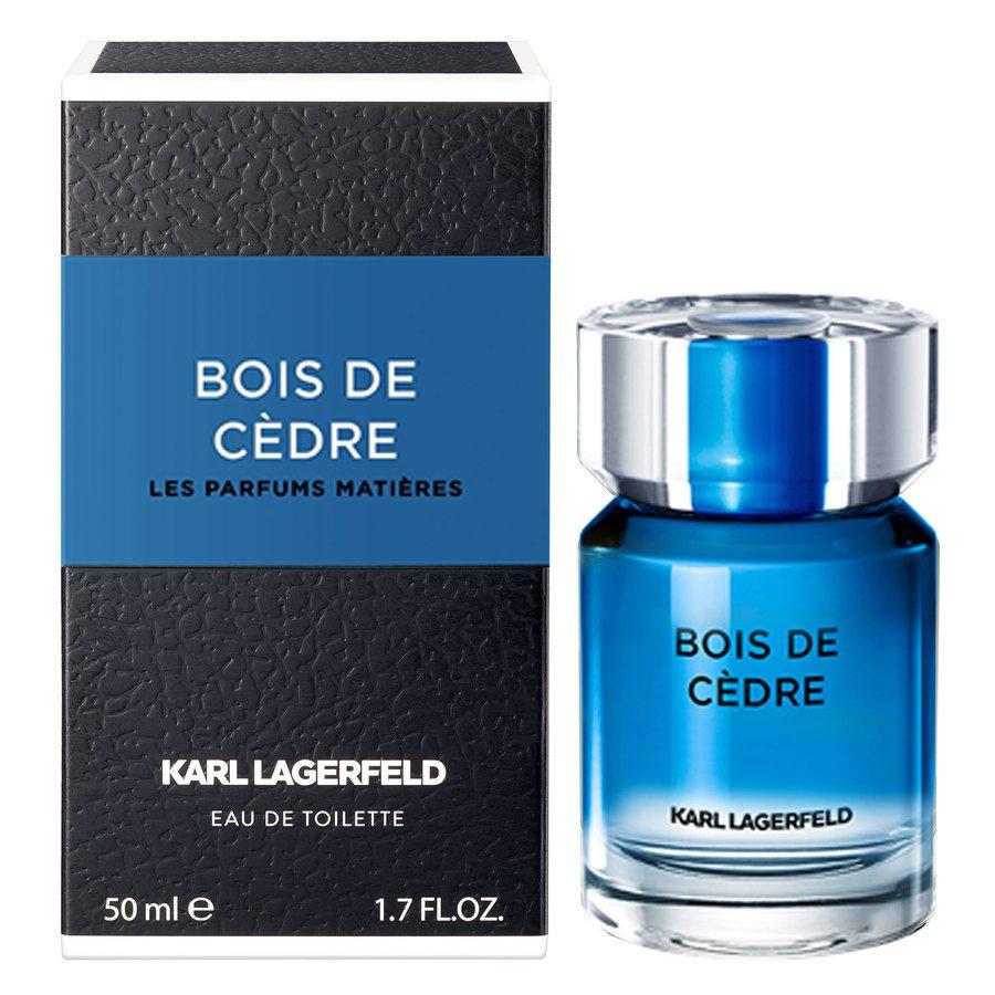Karl Lagerfeld Bois De Cedre Eau De Toilette Men 50ml