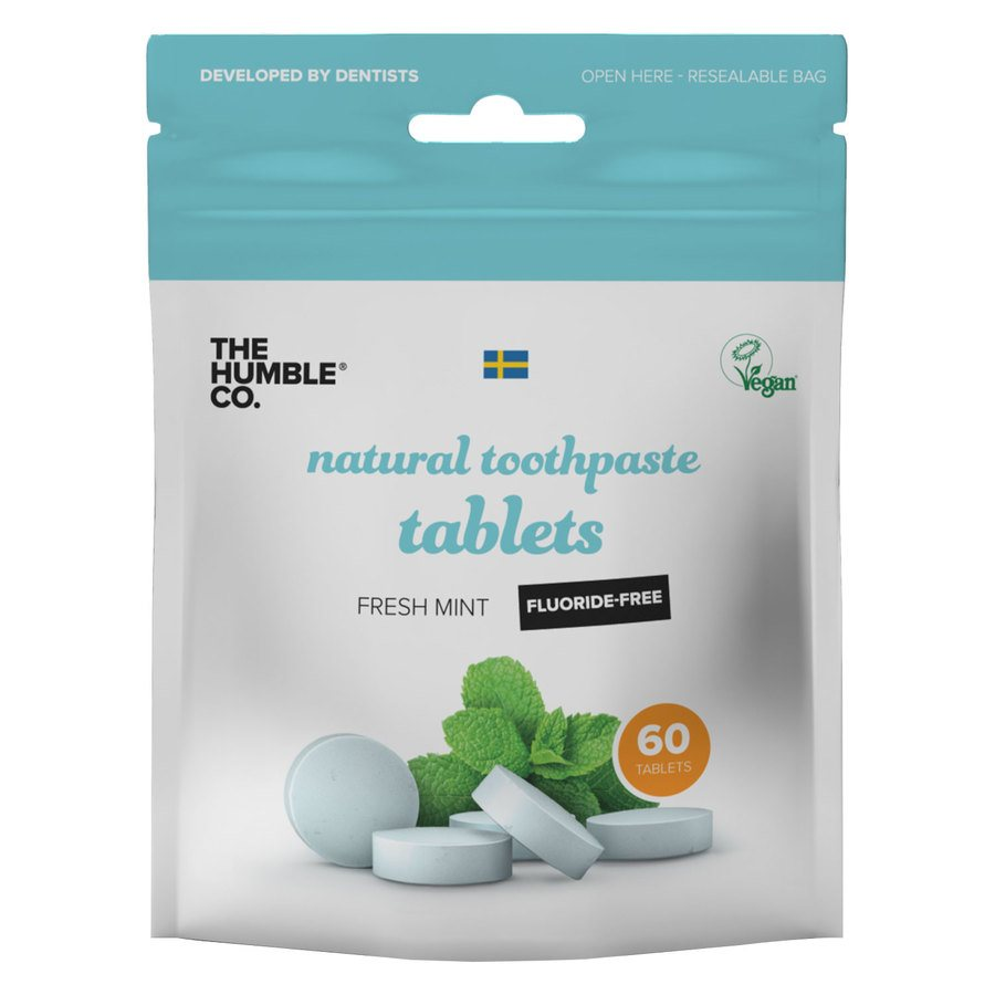 The Humble Co Dental Tablets Without Fluoride 60pcs