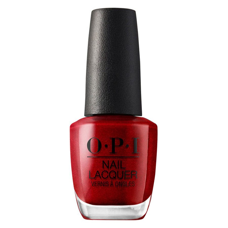 OPI Nail Lacquer An Affair In Red Square NLR53 15ml
