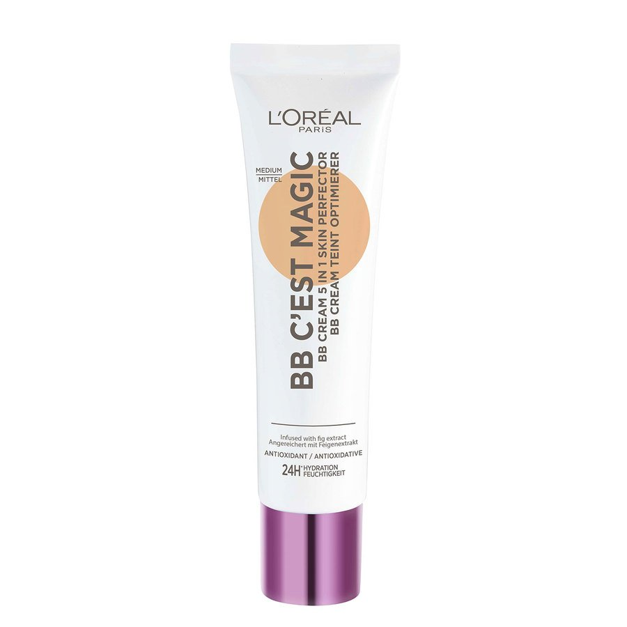 L'Oréal Paris C'est Magique Skin Perfector BB Cream Medium #4 30ml