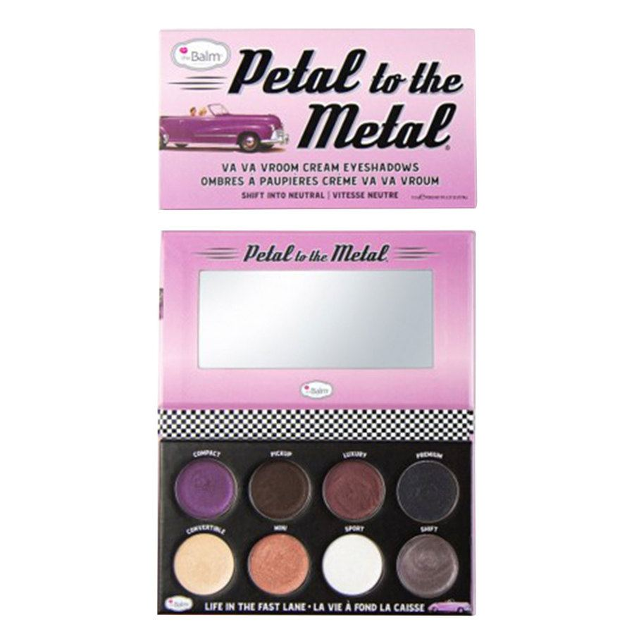 TheBalm Petal To The Metal® Shift Into Neutral 10,5g