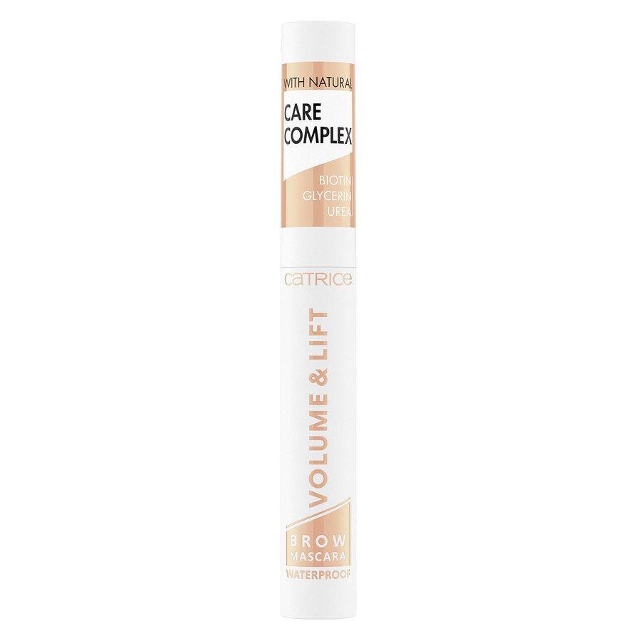Catrice Volume & Lift Brow Mascara Waterproof 010 Transparent 5ml