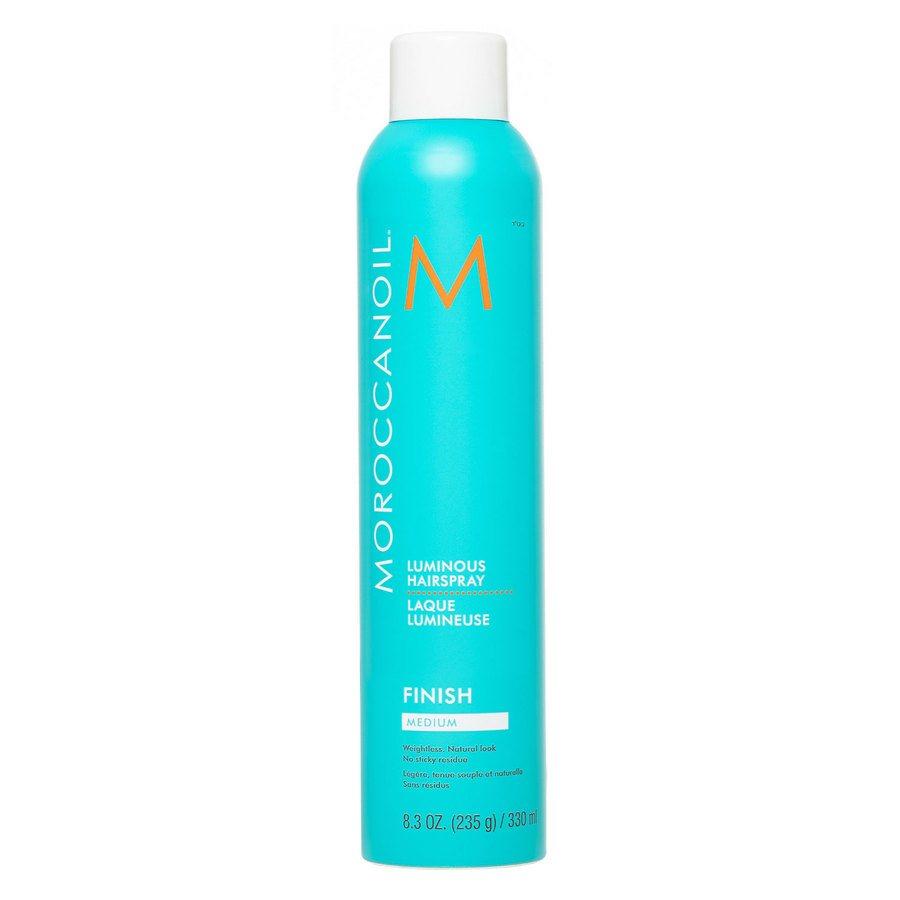 Moroccanoil Luminous Hairspray Medium Hold 330ml