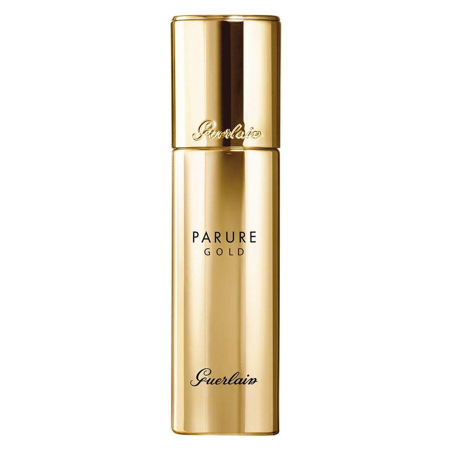 Guerlain Parure Gold Fluid Foundation #4 Beige Moyen 30ml