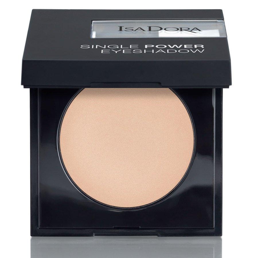 IsaDora Single Power Eyeshadow 01 Bare Beige 2,2g