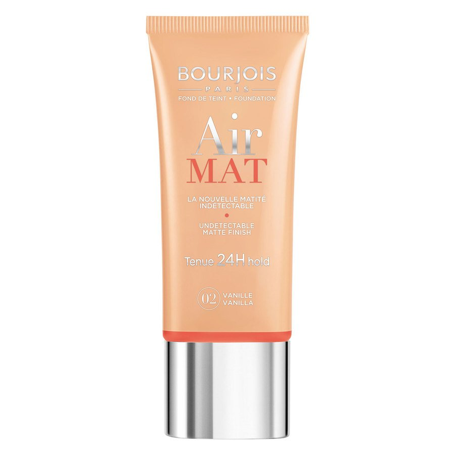 Bourjois Air Mat Foundation 02 Vanilla 30ml