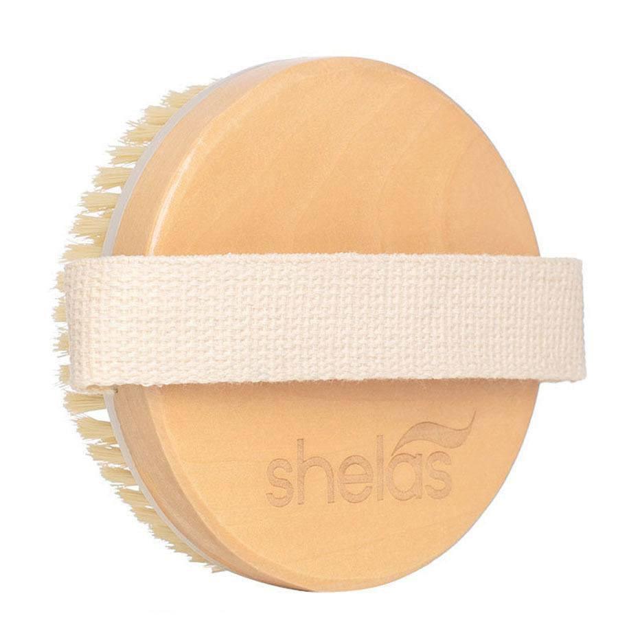 Shelas Detox kropps børste