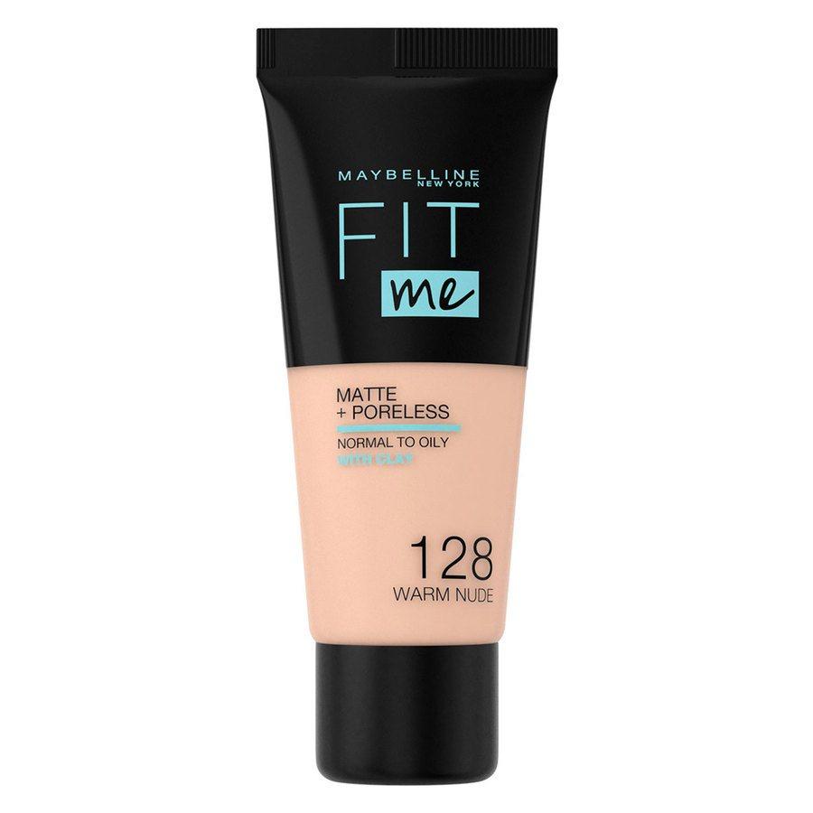 Maybelline Fit Me Matte + Poreless Foundation 128 30ml