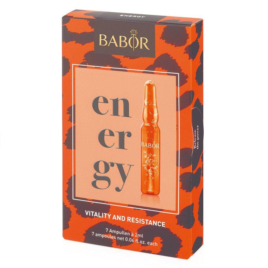 Babor Energy 7x2ml