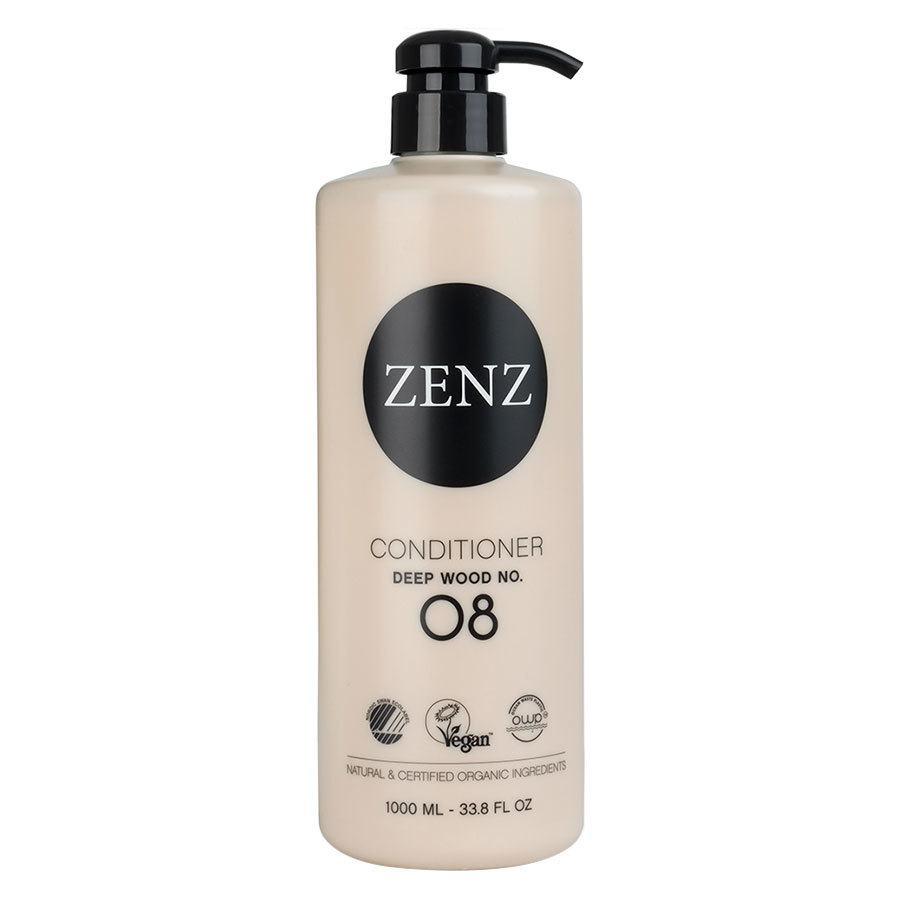 Zenz Organic No. 08 Deep Wood Conditioner 1000ml