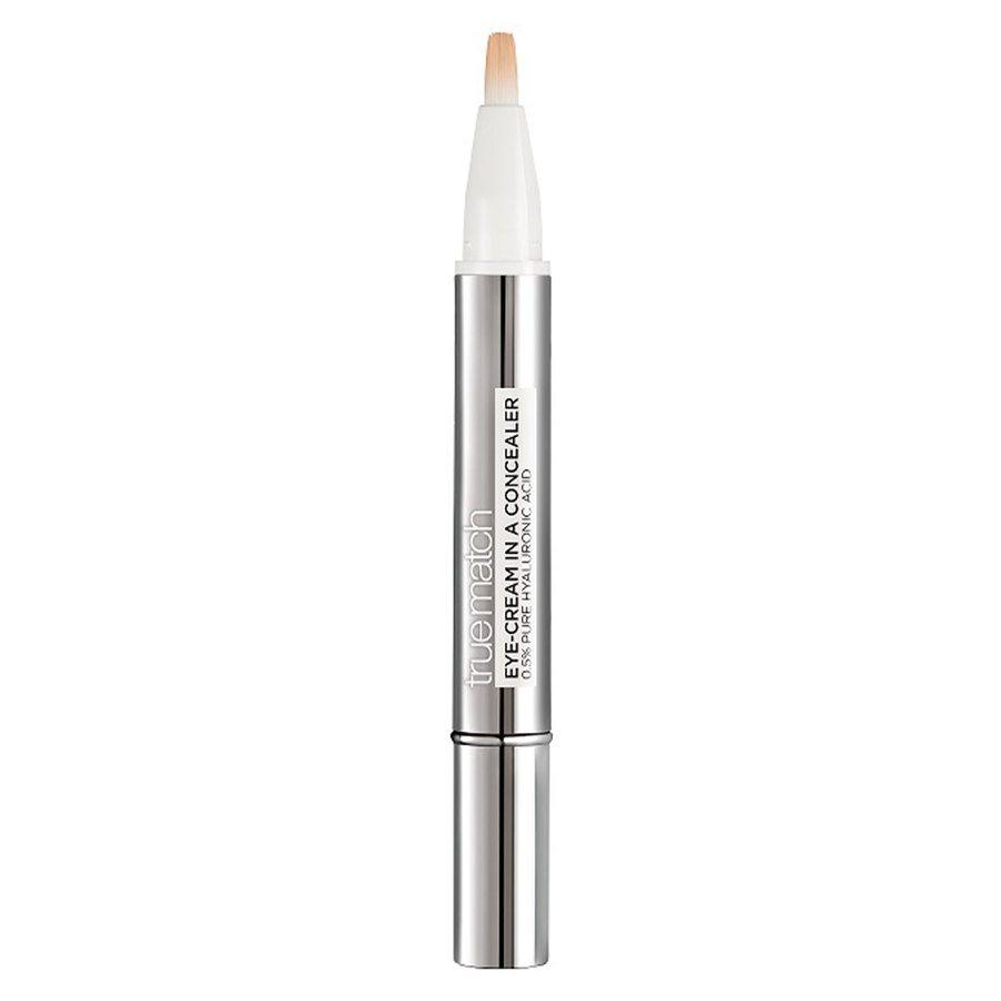 L'Oréal Paris True Match Eye-Cream In A Concealer Peach 2ml
