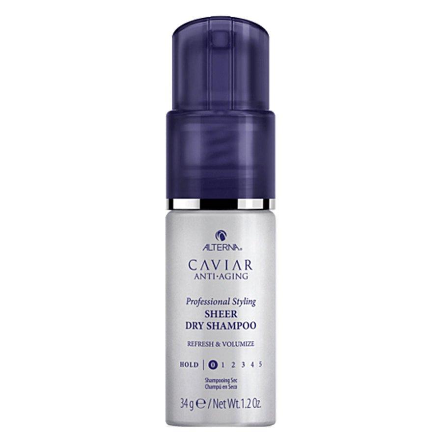 Alterna Caviar Anti-Aging Sheer Dry Shampoo 34g