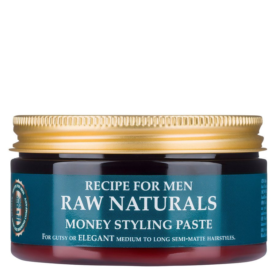 Raw Naturals Money Styling Paste 100ml