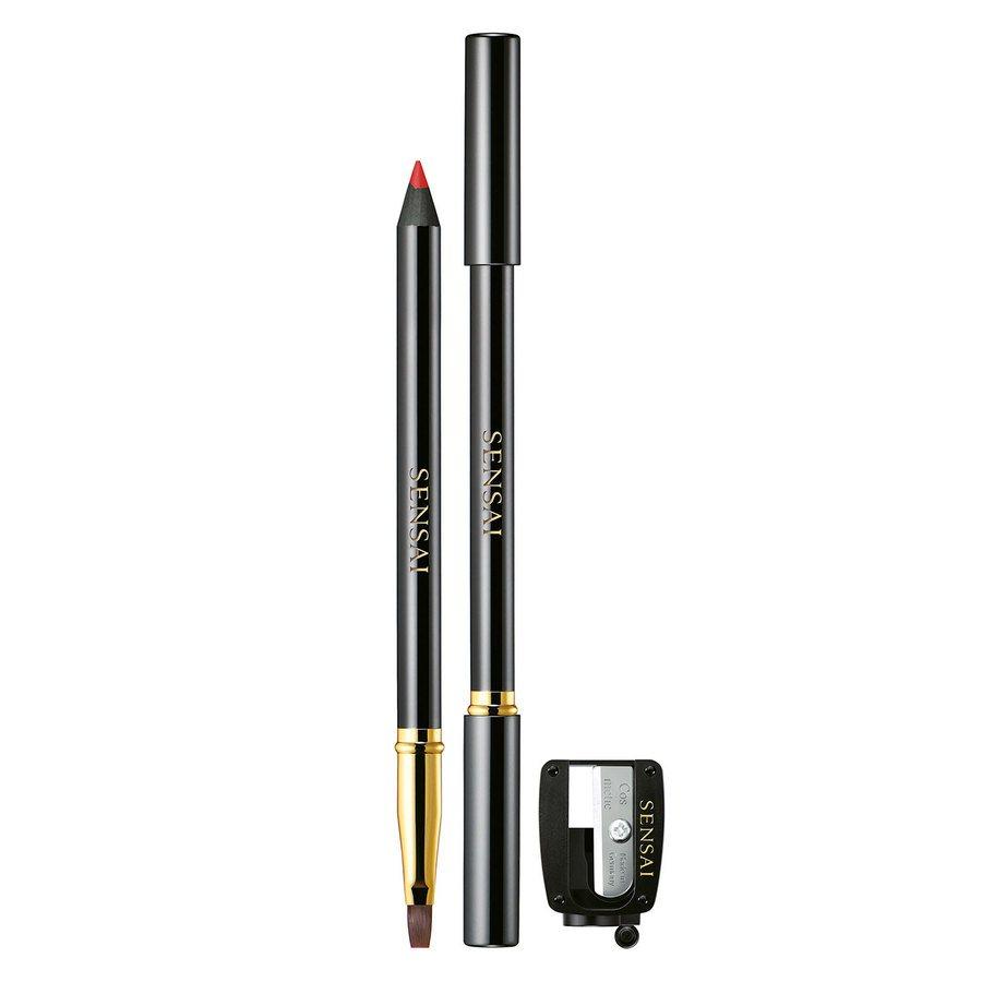 Sensai Lip Pencil 01 Actress Red1g
