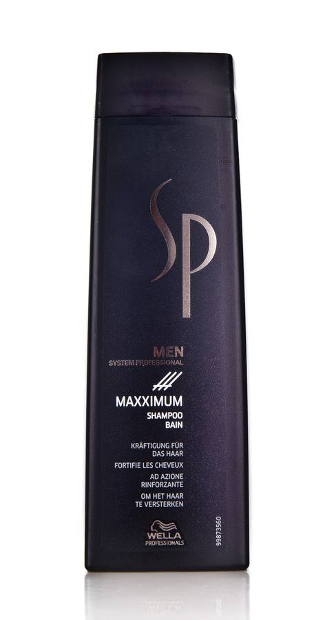 Wella Sp Men Maxximum Shampoo 250ml