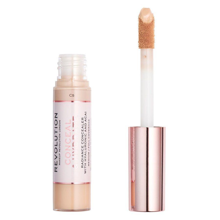 Makeup Revolution Conceal & Hydrate Concealer C5 13,3ml