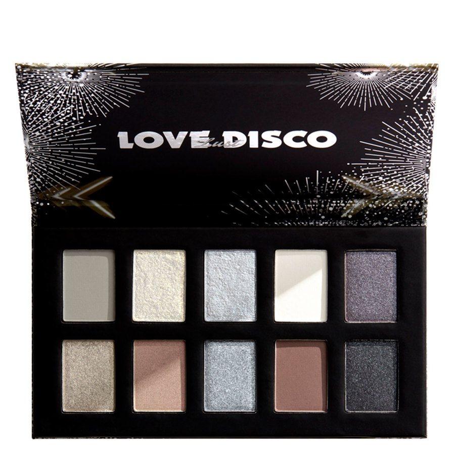 NYX Professional Makeup Love Lust Disco Eyeshadow Palette Miss Robot 11g