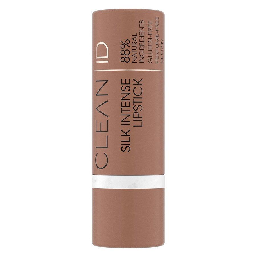 Catrice Clean ID Silk Intense Lipstick 010 Mocha Delight 3,3g