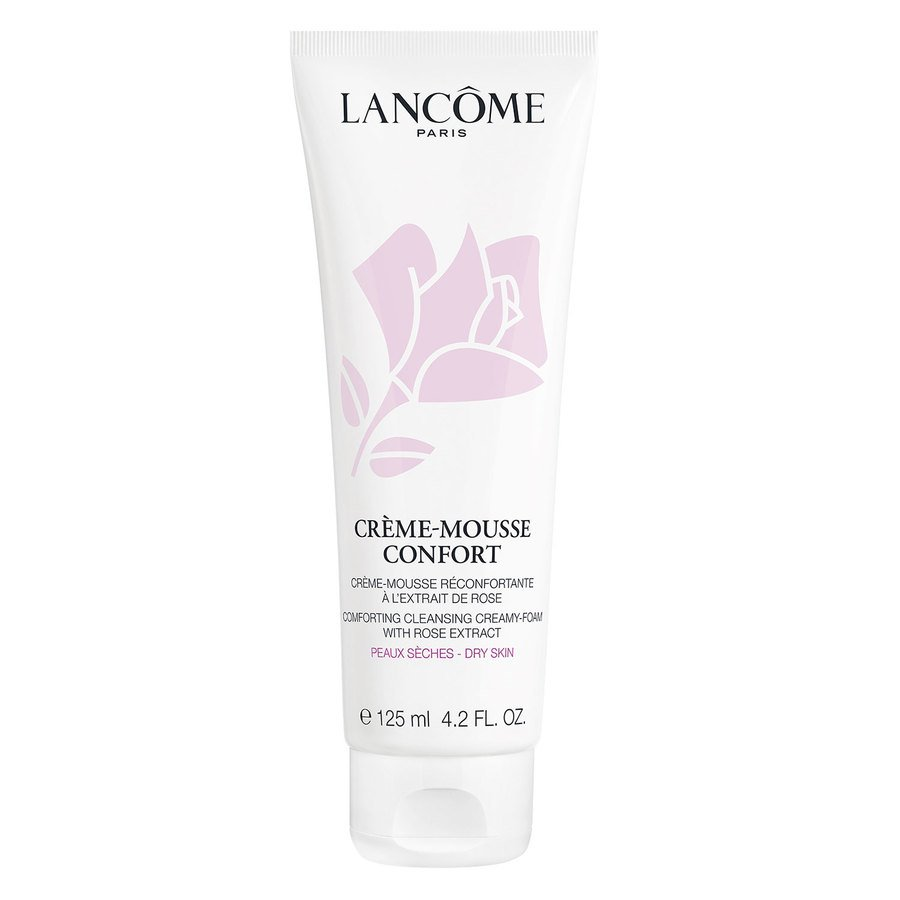 Lancôme Crème Mousse Confort Cleansing Foam Dry Skin 125ml