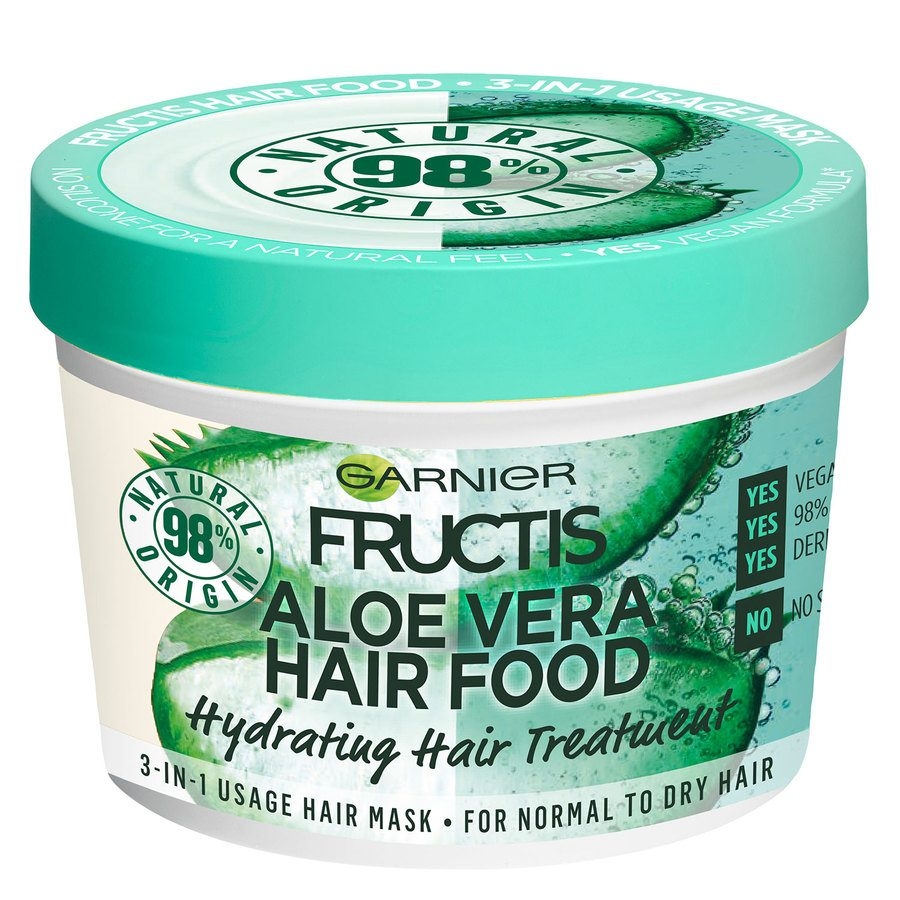 Garnier Fructis Hair Food Mask Aloe Vera 390ml