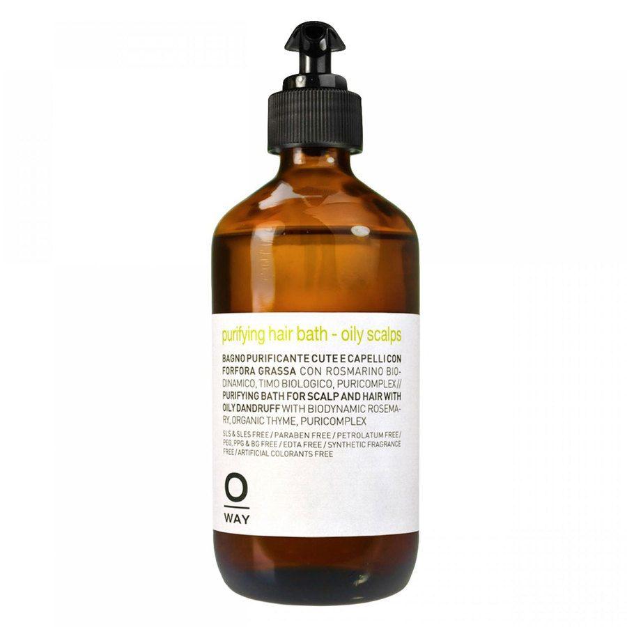 Oway Purifying Hair Bath Oily Scalps 240ml